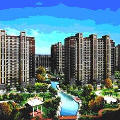 北京燕郊星河皓月住宅小区