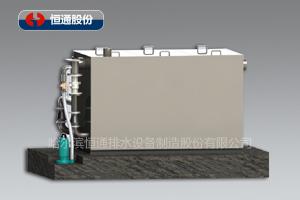 坑内双泵隔油提升设备