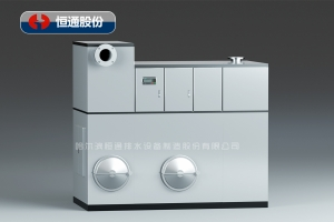 组合液位浮动式油水分离设备