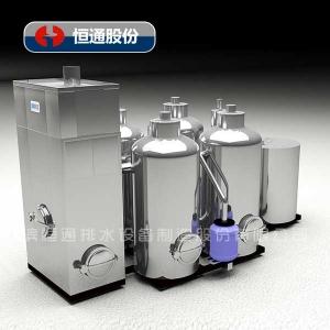 七台河多级液位浮动式油水分离设备