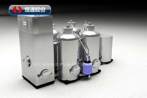 多级液位浮动式油水分离设备