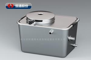 黑龙江恒通厨宝-餐厨新型漩涡式万博manbetx官方网页分离设备