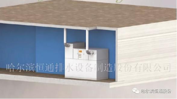 黑龙江污水提升设备