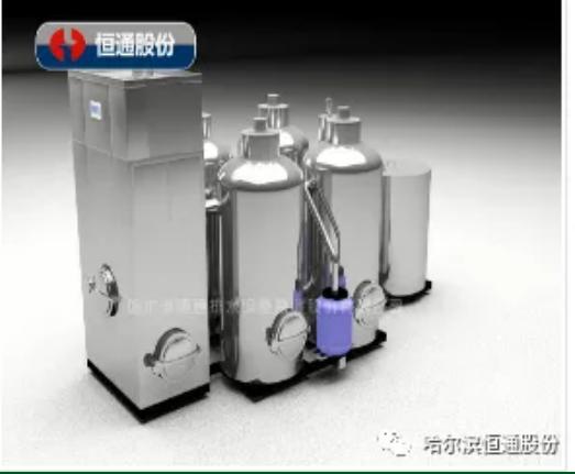 油水分离隔离器