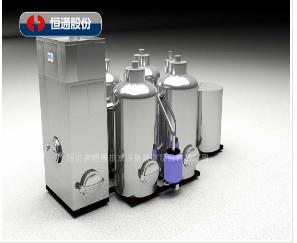 黑龙江污水提升器